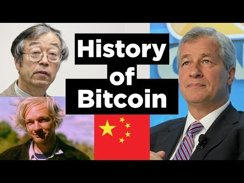 Bitcoin History: Cryptocurrency That Went Viral - From Mining to Bitcoin Bubble
