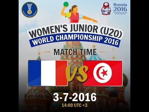 Group B. France - Tunisia