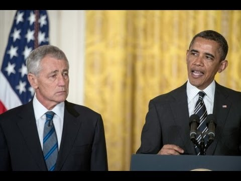 Hagel Confirmed as Defense Secretary...Barely