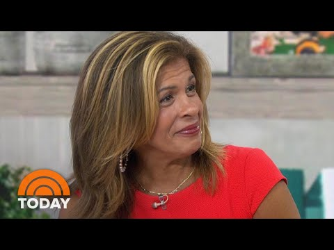 Hoda Tears Up Recalling The Time Joel Said He Was In Love With Her | TODAY