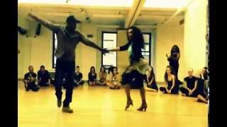 Hustle Dance Masterclass with Maria Torres
