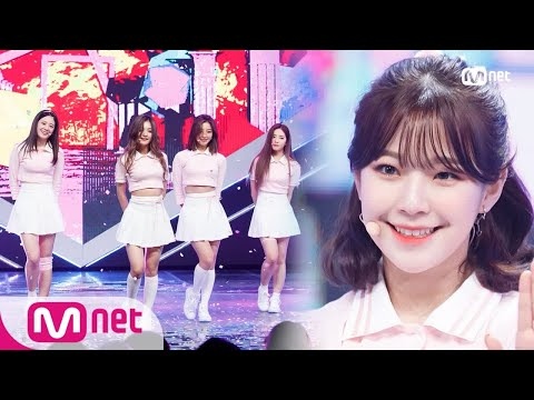 [fromis_9 - Into The New World(Original song:Girls' Generation)] Special Stage | M COUNTDOWN 190103