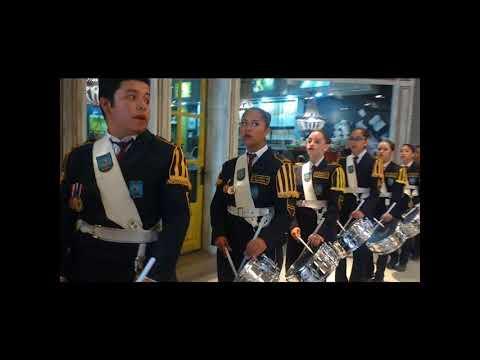 Muestra Artístico Musical Banda de Guerra LARR