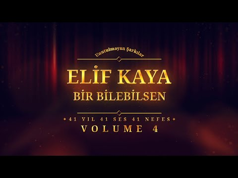 Elif Kaya Bir Bilebilsen Official Audio Youtube