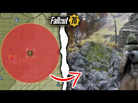 Fallout 76 | What Happens if You Nuke All of the Closed Fissure Sites? (Fallout 76 Secrets) thumbnail