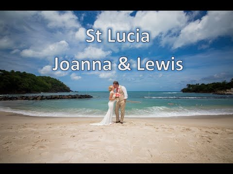 St Lucia | Wedding & Honeymoon | Joanna & Lewis