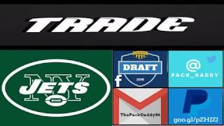 2018 NFL Mock Draft 5.0 Free HD Video