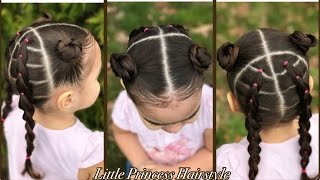 Little Princess Hairstyle Viyoutube Com