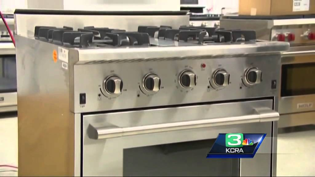 consumer reports looks at pro-style kitchen ranges - youtube