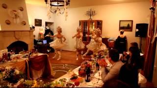 Шоу-балет на свадьбу. Артисты на свадьбу в Кирове т.730-730