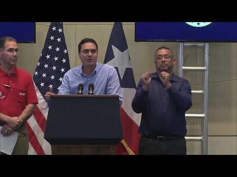 Puerto Rico: Oct 10 - Govenor Rosselló y FEMA Noticias en Español.
