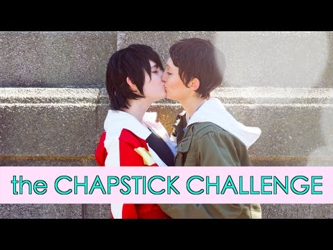 Keith and Lance | Chapstick Challenge | Radicalkevin Productions