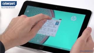 HP ElitePad 1000 G2 im Test I Cyberport