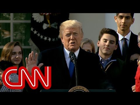 Download Youtube: Trump touts anti-abortion policies in March for Life speech