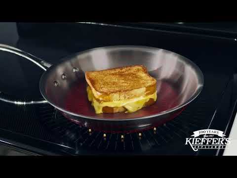 Frigidaire - Even Heat with Induction Cooktop