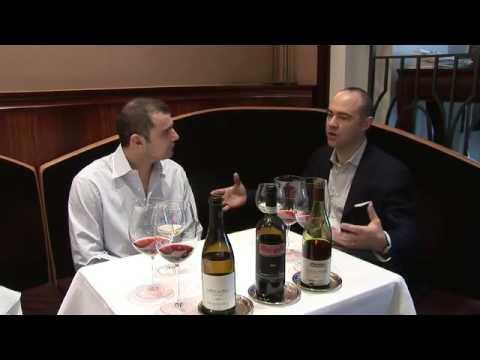 Wine tasting at CRU Restaurant in NYC - Episode #637