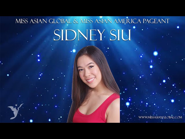 Sidney Siu - 2019 Minute Me