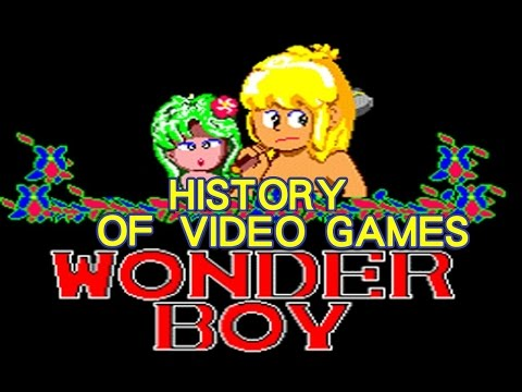 History of Wonder Boy ワンダーボーイ (1986-2017) - Video Game History