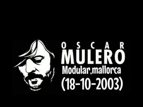 Oscar Mulero @ Modular, Mallorca (18-10-2003)