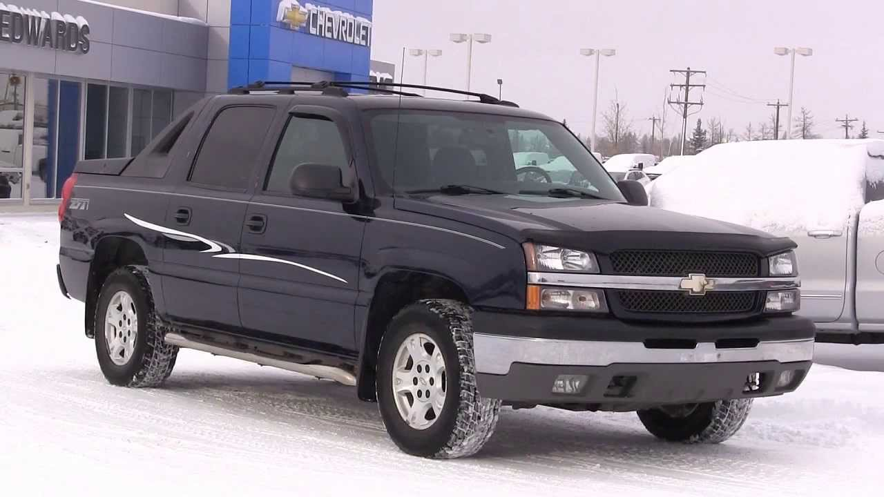 2004 chevrolet avalanche in review red deer