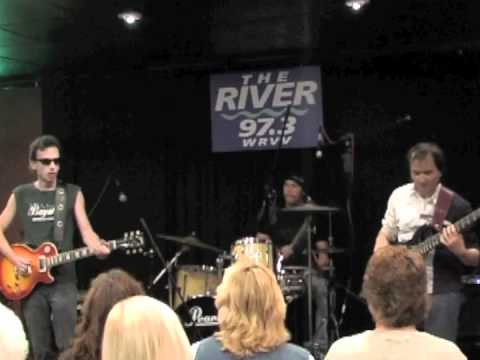 Gennaro Porcelli & the Highway 61 Live at the River Radio - Harrisburg Central PA