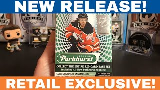 The top picks of 2019! New release of 2019-2020 Parkhurst! Retail exclusive box break!