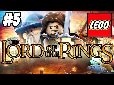 LEGO Lord of the Rings #5 - Battle In The Mines of Moria & Gandalf Vs The Balrog from YouTube · Duration:  27 minutes 28 seconds