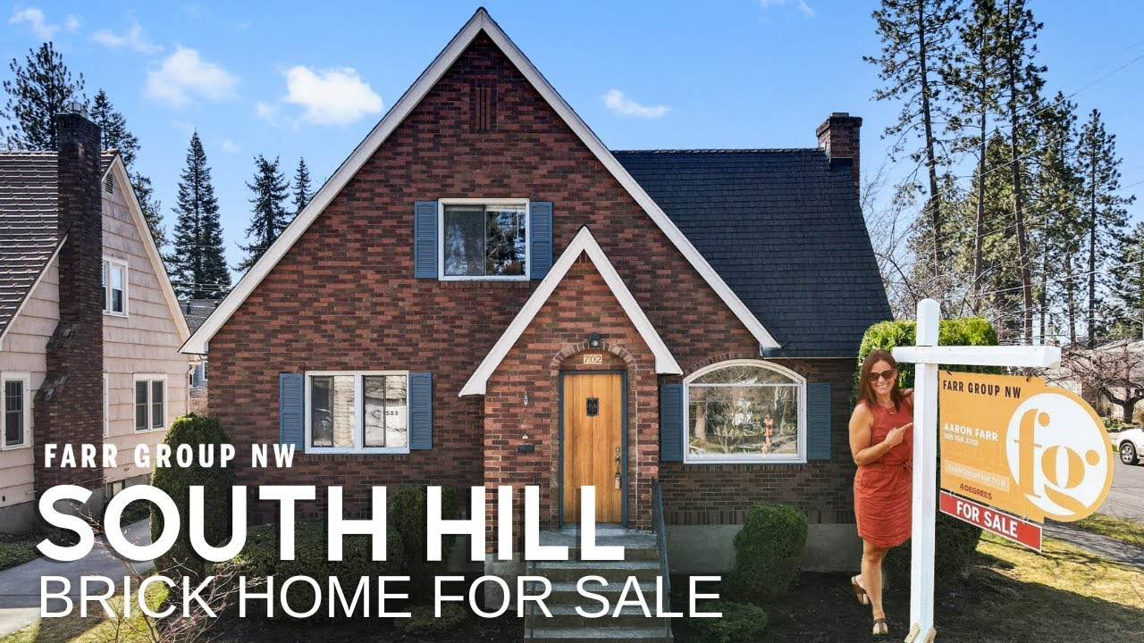 South Hill Brick Beauty For Sale