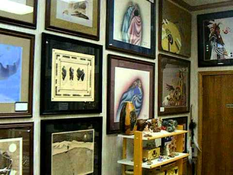 Oklahoma Native Art and Jewelry: Gallery Tour Part 4
