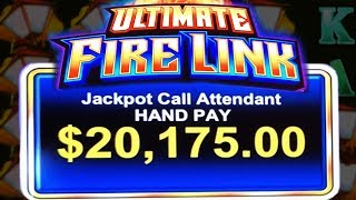 MY 2ND BIGGEST JACKPOT HANDPAY ON YOUTUBE!! ★ HIGH LIMIT ➜ ULTIMATE FIRE LINK JACKPOT HANDPAY