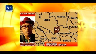 Miyetti Allah Faction Claims Benue Killings A Result Of Communal Crisis |Sunrise|