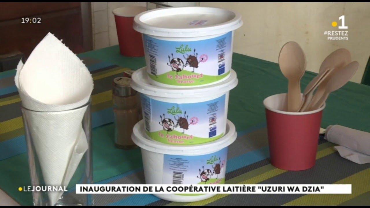 """Download Inauguration de la cooperative laitière """"UZURI WA DZIYA"""""""