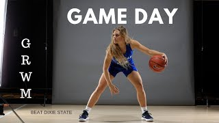 D1 DAY IN THE LIFE: BYU Basketball Game Day