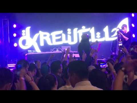 Krewella - Fortune (Live) Credits: @lawr3nzo on Twitter