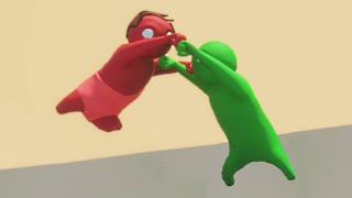 THROWING HIM AWAY!? (Gang Beasts Funny Moments)