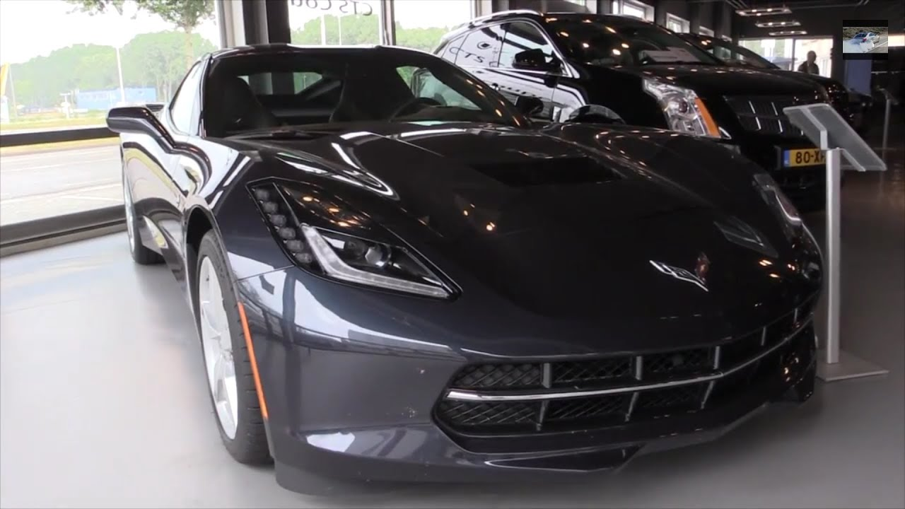 Chevrolet Corvette Stingray 2015 In Depth Review Interior Exterior   YouTube