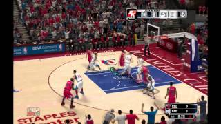 [EXBC] nba2k14 tip PICK AND ROLL,FADE,SLIP