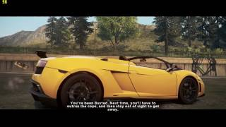 Need for Speed Most Wanted - GTX 960m 2GB - Lenovo Y700 15ISK