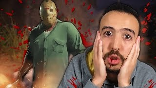 IL EST DE RETOUR ! Friday The 13th The Game Virtual Cabin
