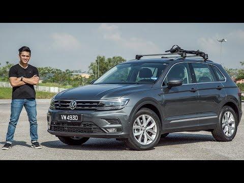 FIRST DRIVE: Volkswagen Tiguan 1.4 TSI Malaysian review - RM150k-RM170k