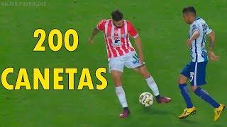 AS 200 CANETAS MAIS LOUCAS DO FUTEBOL
