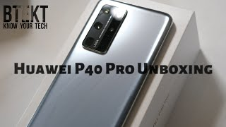 Huawei P40 Pro Unboxing | Quad Curve Display and Incredible Ultra Vision Cameras!