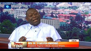 Benue Killings: Catholic Priest Insists The Church Will Not Retaliate |Sunrise Daily|