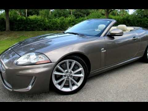 2011 jaguar xk xkr for sale in vero beach fl youtube. Black Bedroom Furniture Sets. Home Design Ideas