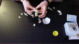Rilakkuma Puzzle Ball Time-Lapse