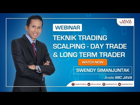 Cara Optimalkan Teknik Trading Scalping - Day Trade & Long Term Trader