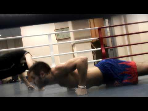 Фитнес-клуб Ремикс. Fight Club