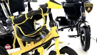 Велосипеды и самокаты Lamborghini