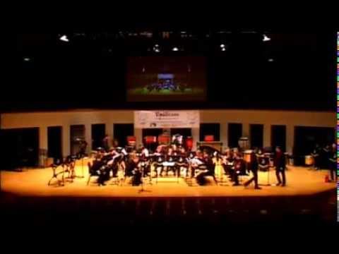 UniBrass 2014 - Cardiff University Brass Band