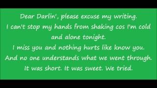 Olly Murs - Dear Darlin